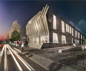 Restoration and transformation to Cultural Activities Building,  Athens