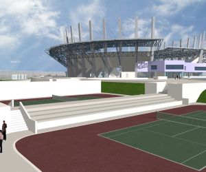 Olympic Tennis Center, Olympic Stadium , Athens