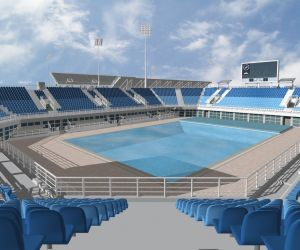Olympic Swimming  Center, Olympic Stadium , Athens